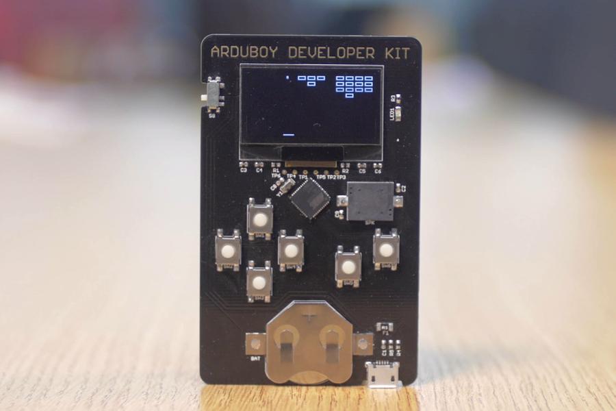 Arduboy: Dev Kit [Discontinued]