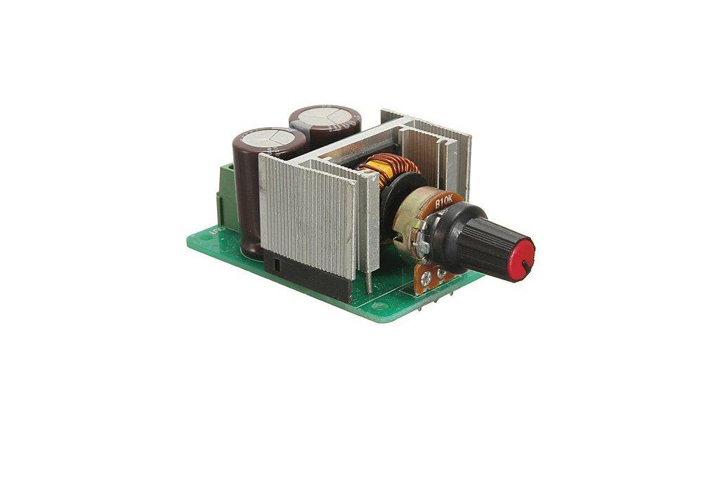 5V-40V PWM DC Motor Speed Controller Variable Regulator Module 3