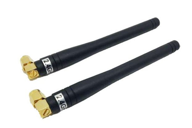 2.4GHz Elbow Rod Antennas