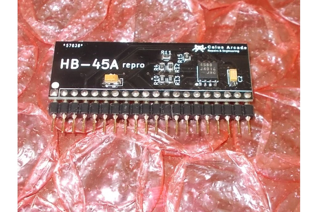 'HB-45A' replacement 1