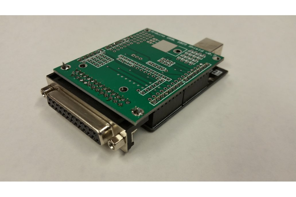 Arduino GRBL to DB25 CNC Shield Kit 1
