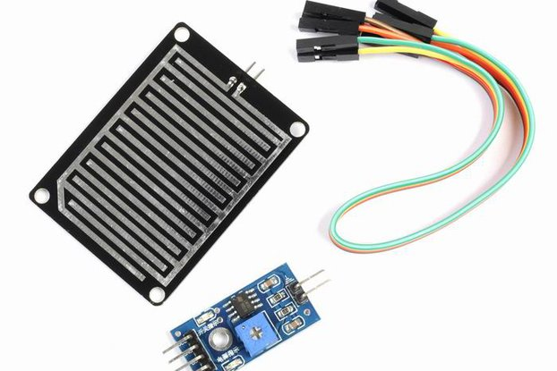 Rain Detection Sensor for Arduino (2431)