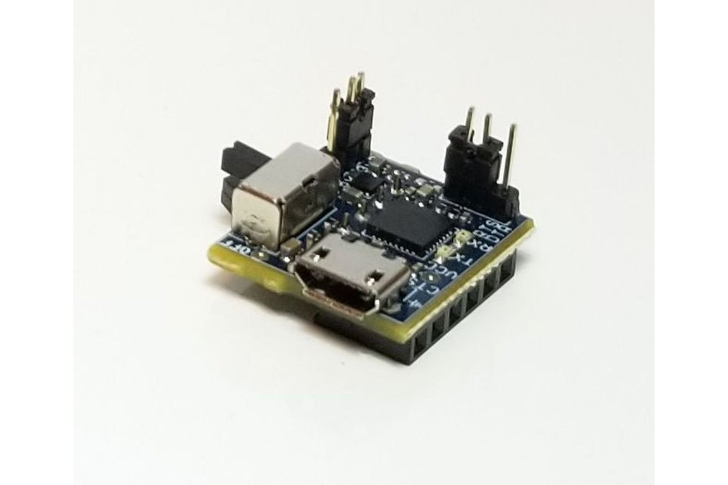 FTDI USB To Serial Breakout Board (Pack of 3) 1