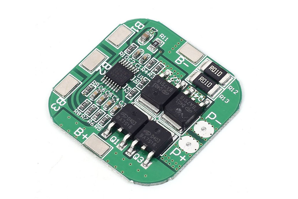 4S 14.8V Lithium Battery Protection Board(13229) 2