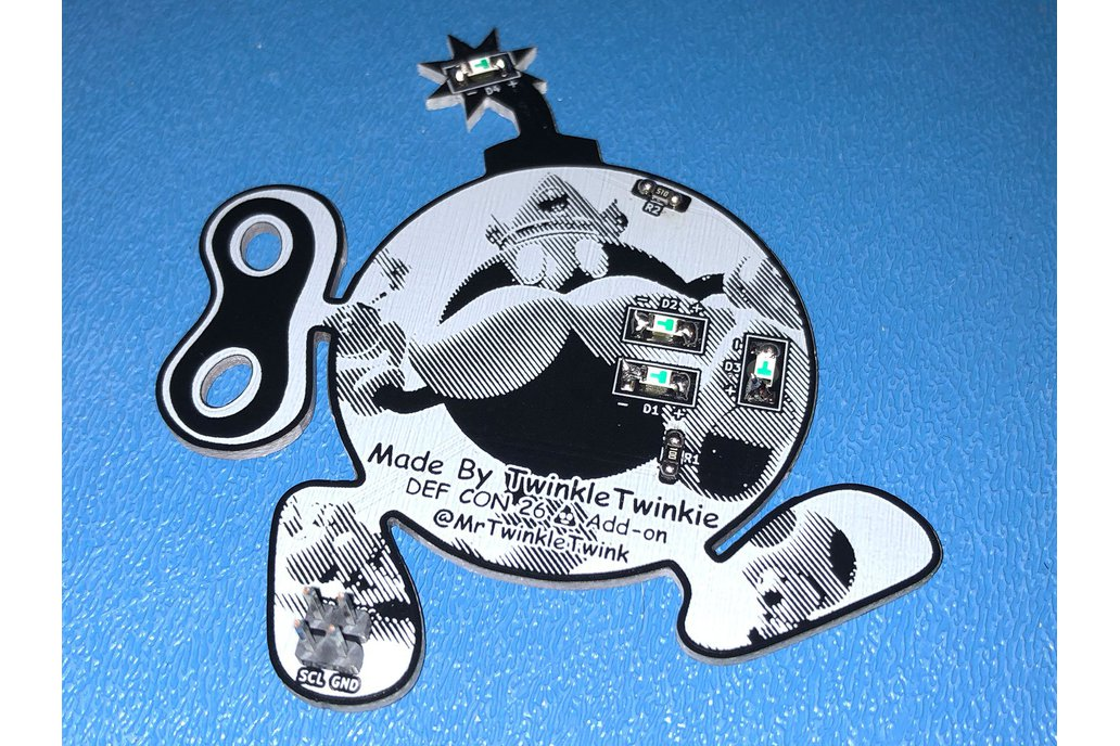 TwinkleTwinkie's Badgelife SAO Add-on #6 3