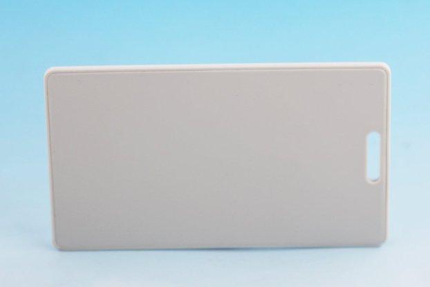 Ultrathin waterproof card beacon with iBeacon