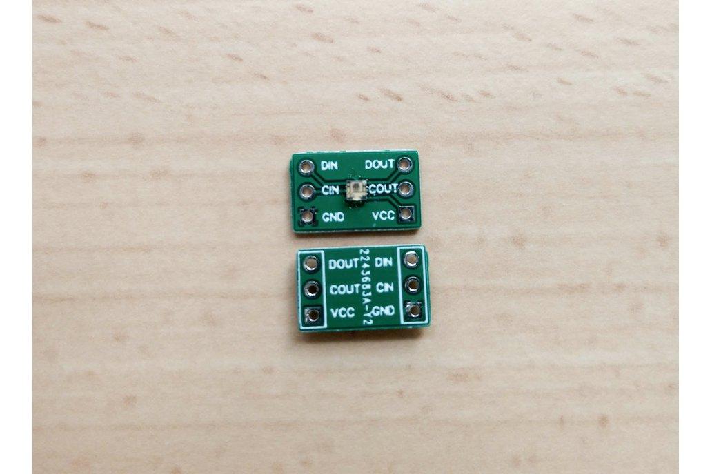 APA102-2020 RGB LED Breakout Board 1