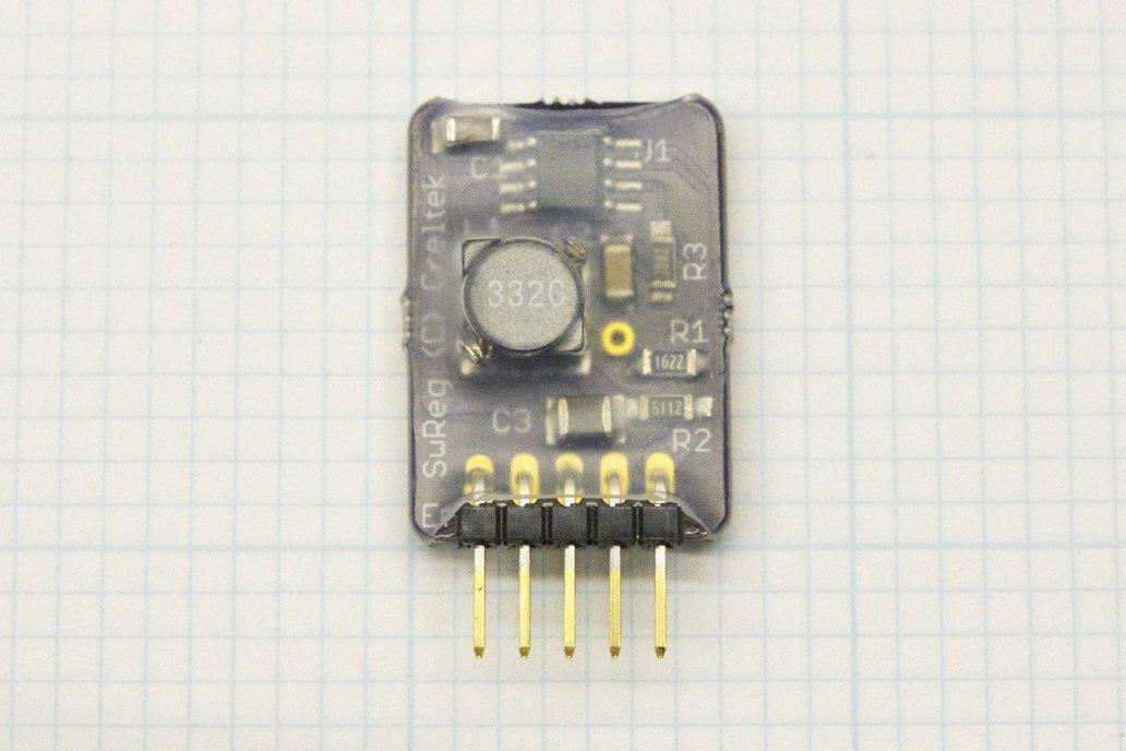 Creltek 3A Switching Regulator 1S10 1