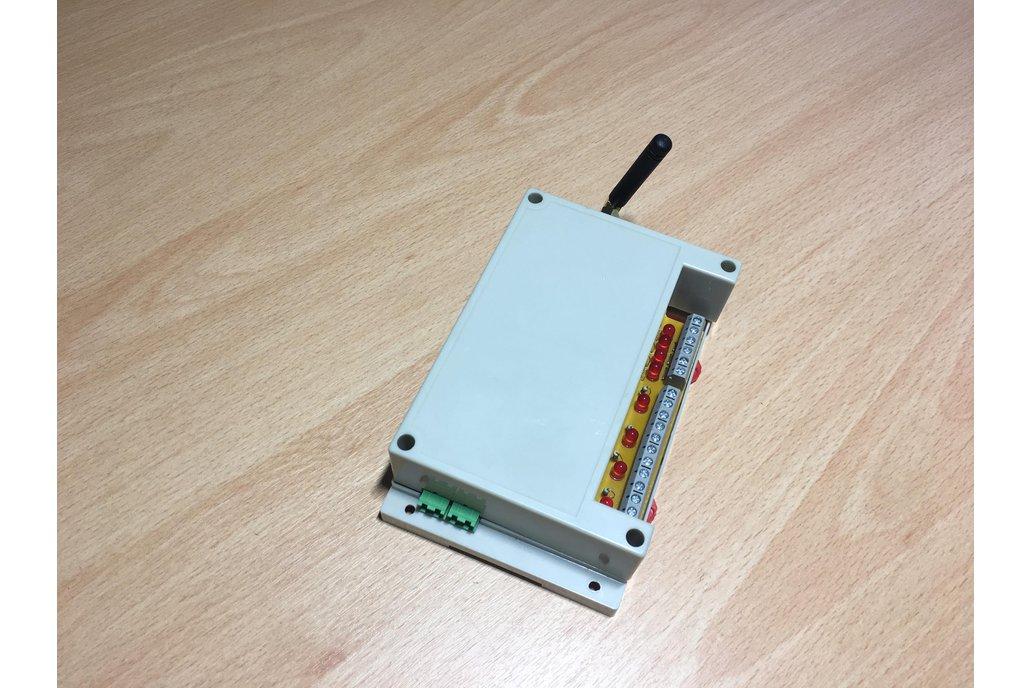 Arduino + LORA gateway 1