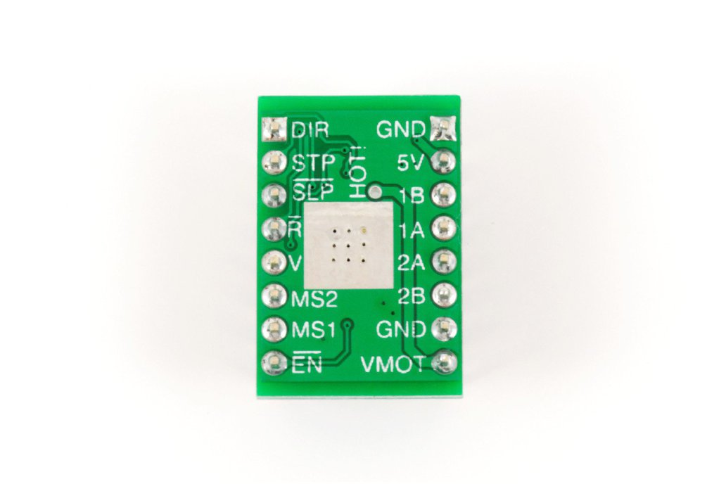 MightyStep17 A4982 Stepper Driver - MakerBot 9