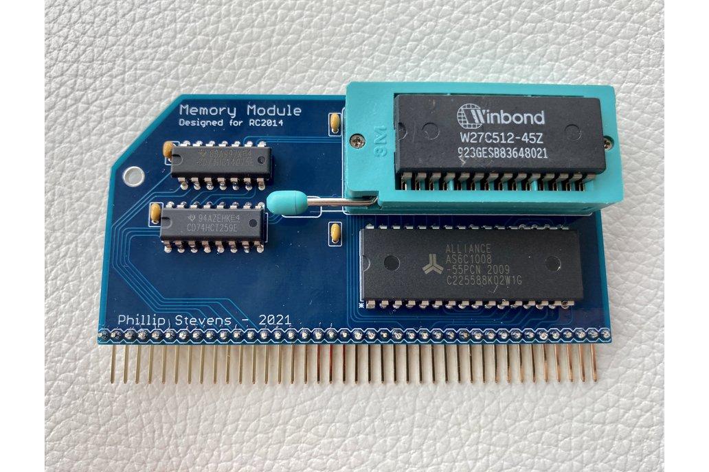 Memory Module PCB 1