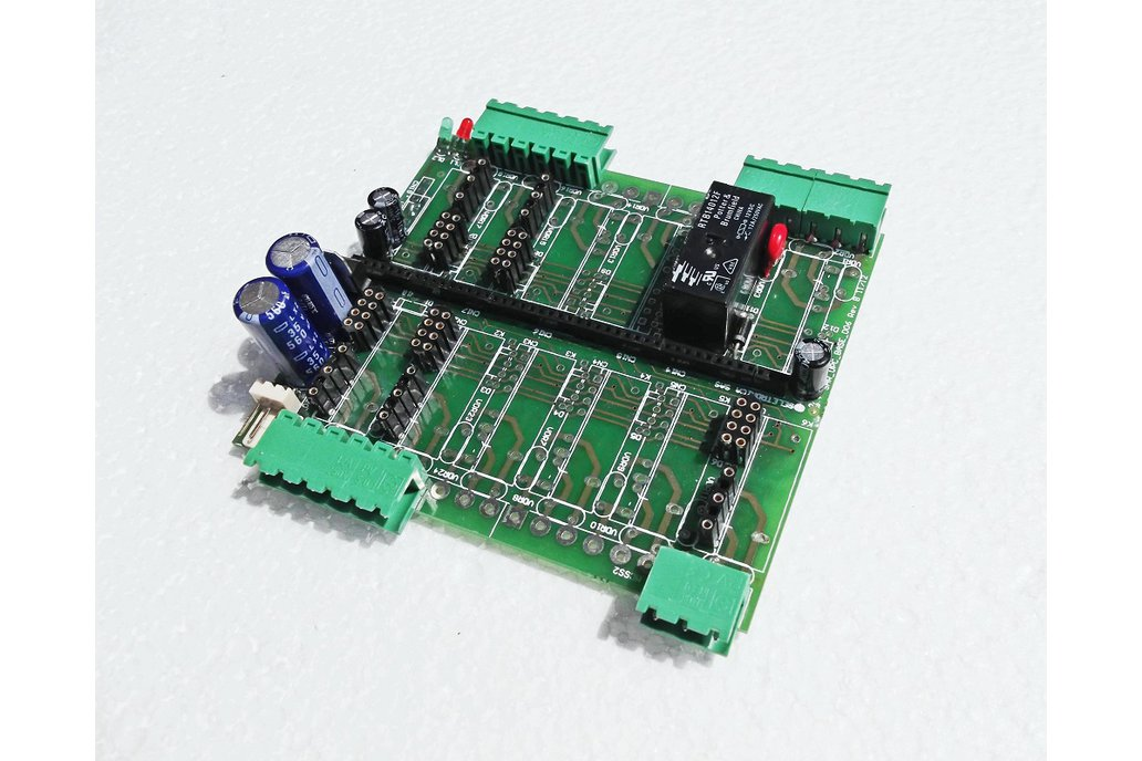 Base Board for Archimede and Archiduino systems 1