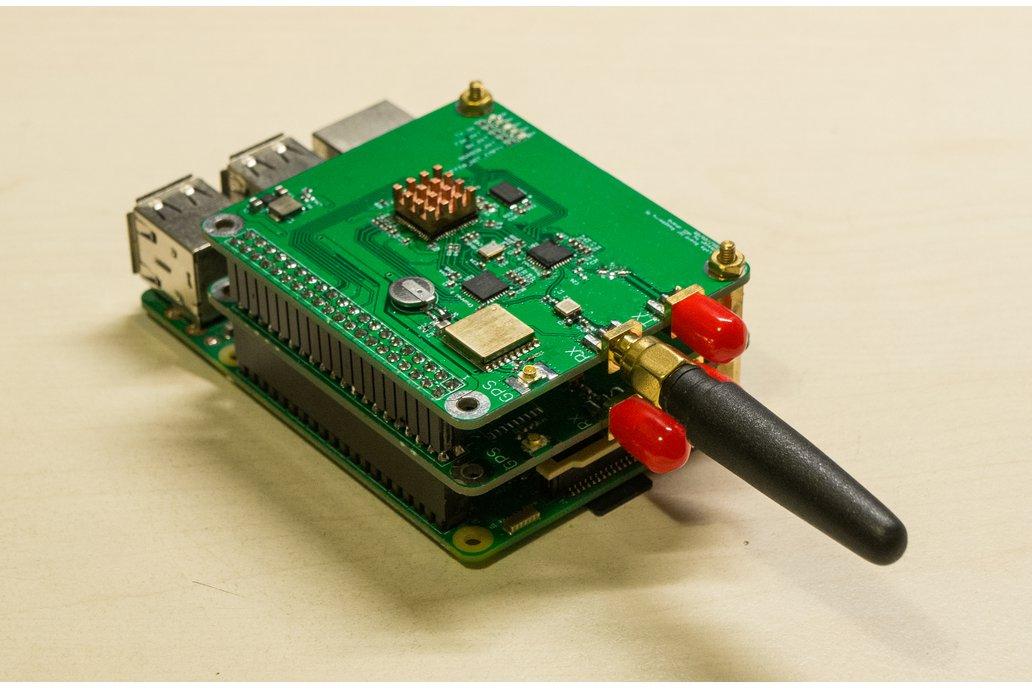 SX1308 Raspberry Pi LoRa Gateway Board 4