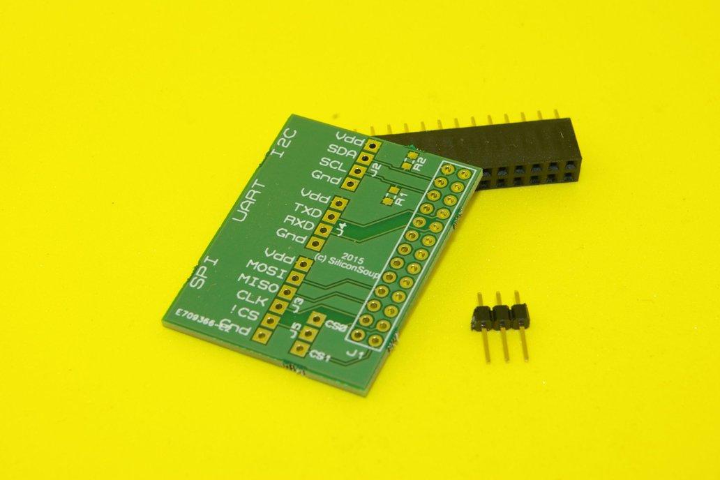 Multi-Serial Interface. 3