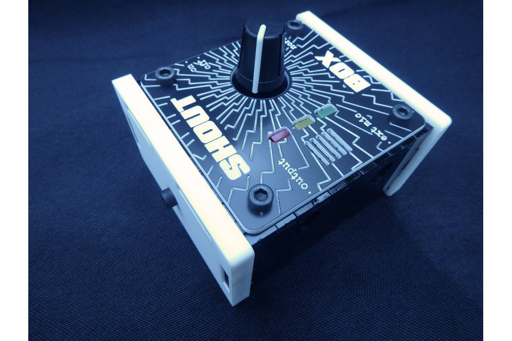 SHOUTBOX Sound Operated Switch 1