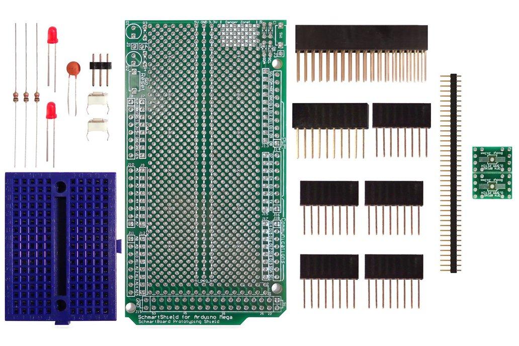 SchmartBoard|ez 8 or 10 Pin DFN (Arduino Mega) 1