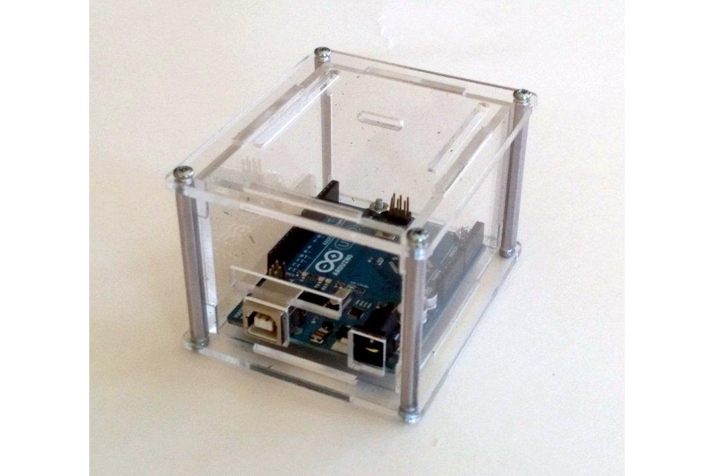 """Arduino Uno Project Enclosure """"Duo II"""" 3"""
