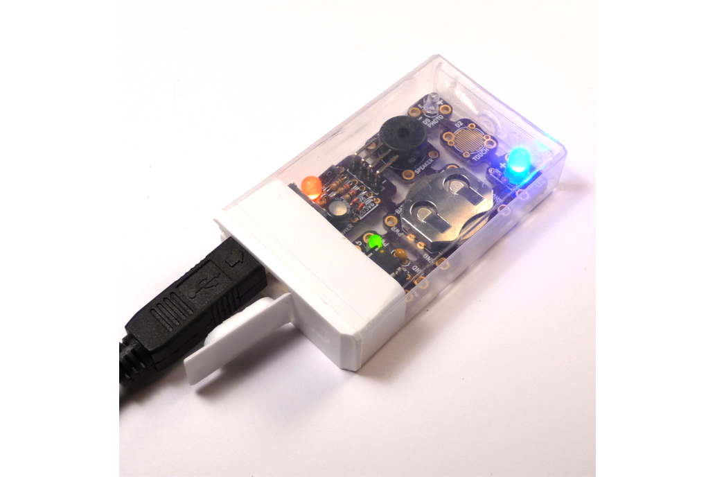 Tacuino: a low-cost, Arduino-compatible kit 3