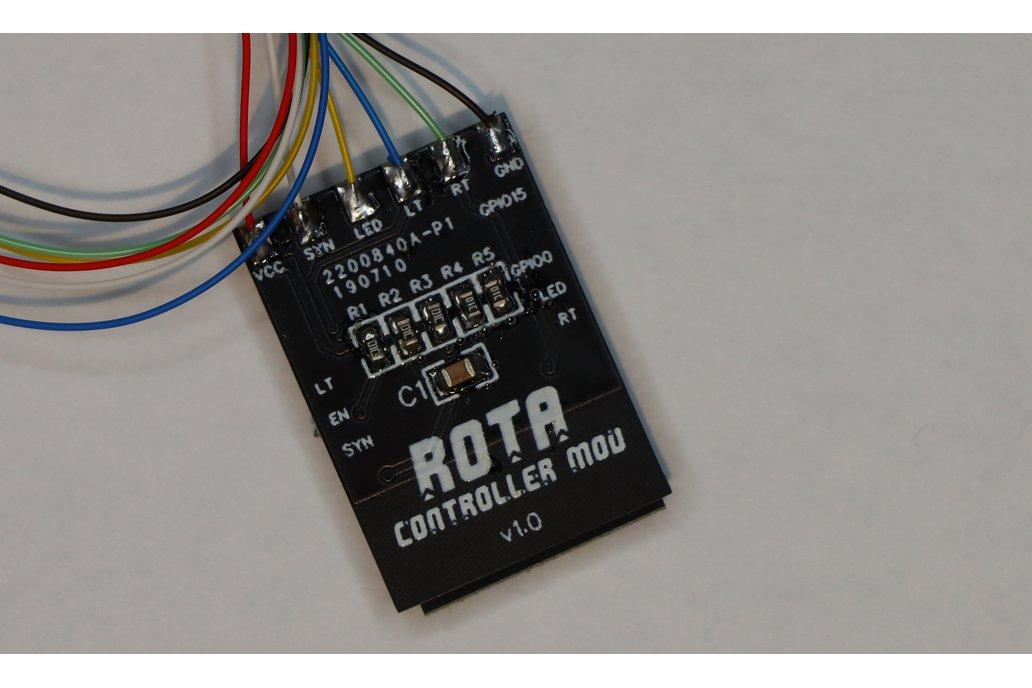 ROTA Controller Mod 1