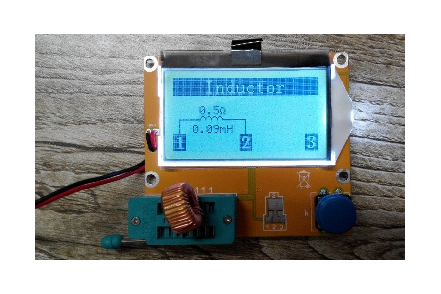New Original Electronic Components Tester