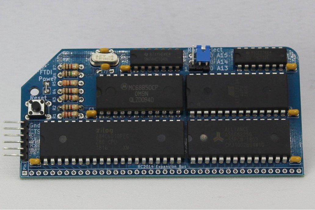 RC2014 Micro - Single Board Z80 Computer Kit 1