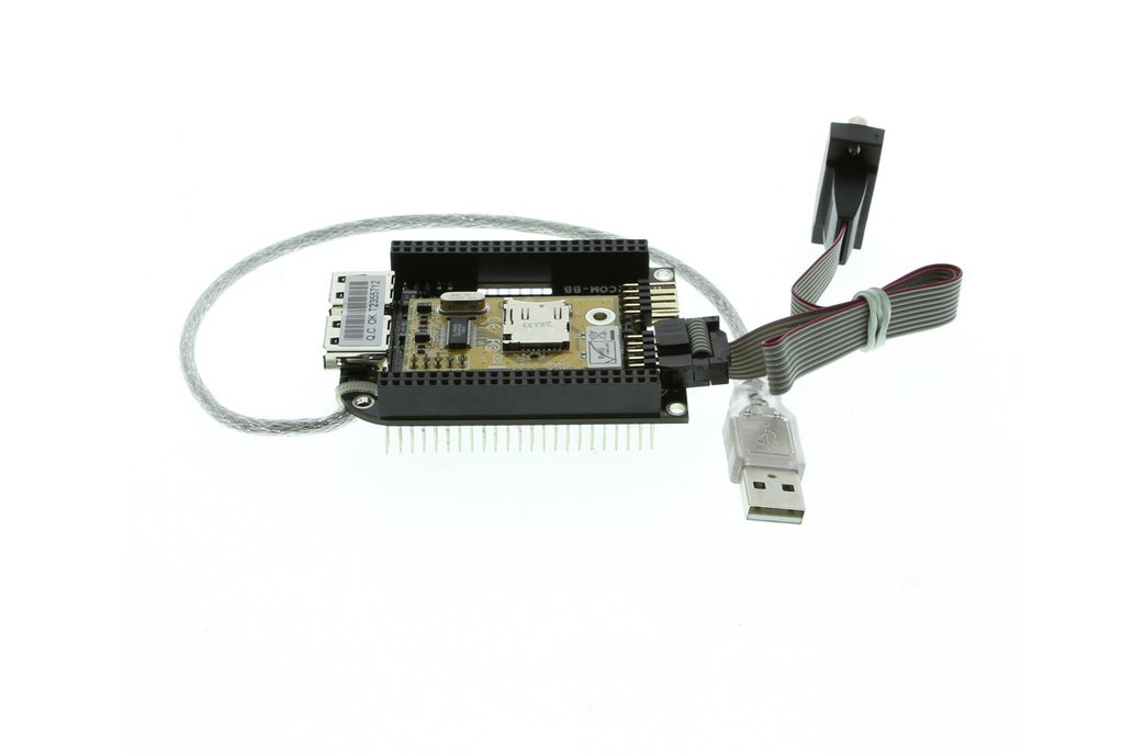 BeagleBone Black USB Expansion RS232 Module 2