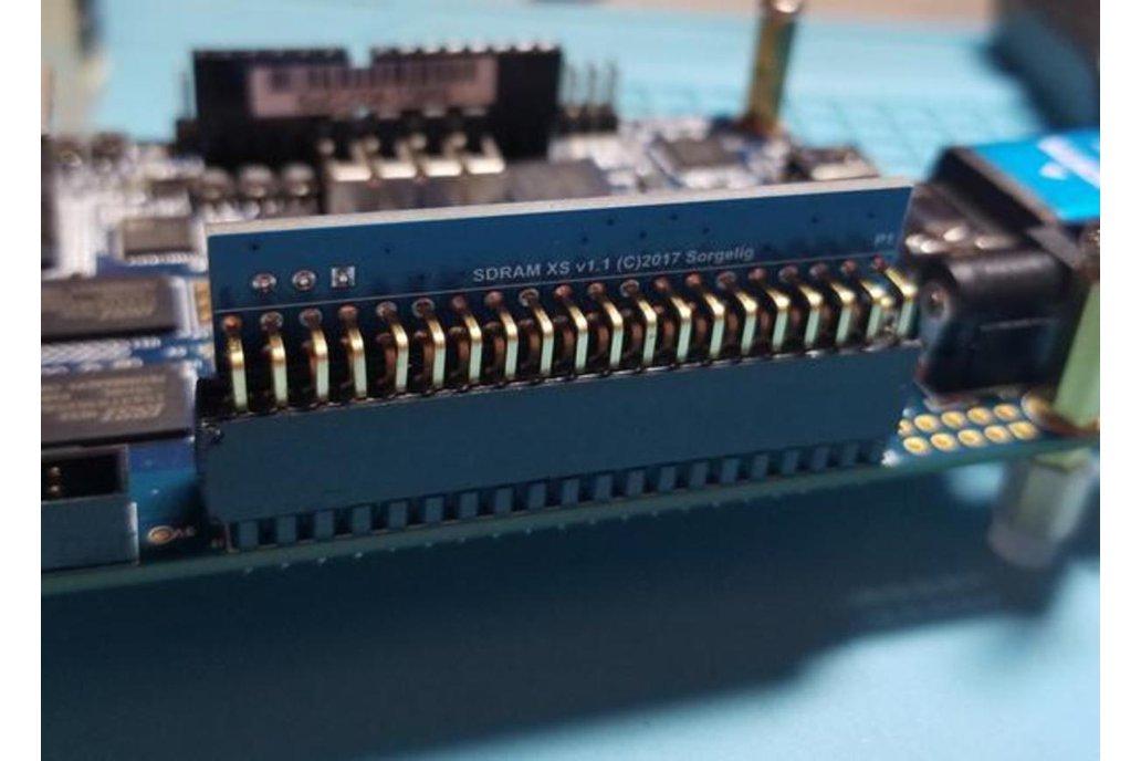 MiSTer XS SDRAM 1 1