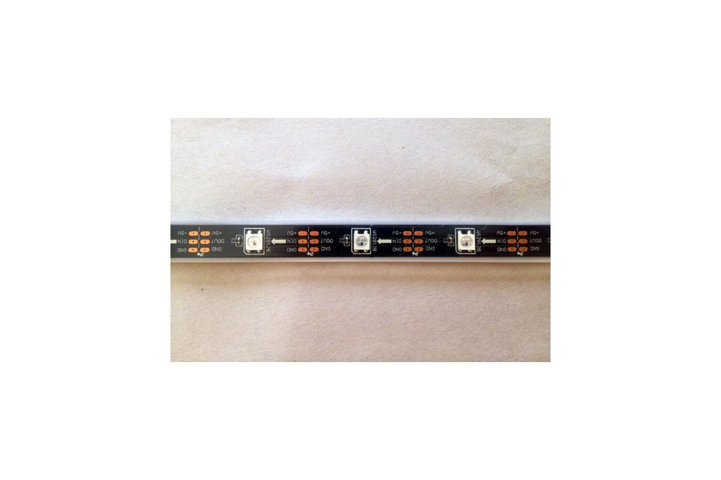WS2812B 15 LED 0.5m Strip 1