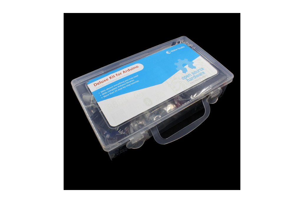 Deluxe Uno R3 Basic Kit Starter Learning Kit 6