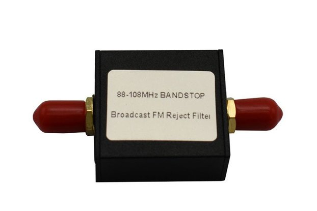 RF filter Broadcast FM Band Stop Filter 88 - 108M