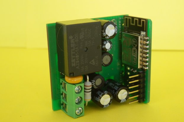 WiFi smart socket micromodule kit