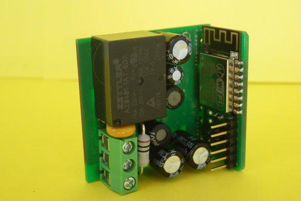 WiFi smart socket micromodule kit