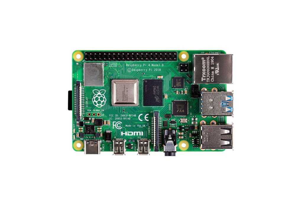 Raspberry Pi 4 Model B 2~8GB RAM [Free Shipping] 1