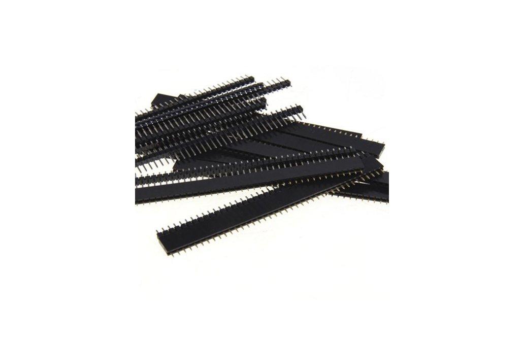 10 pairs Pin Header Connector 4