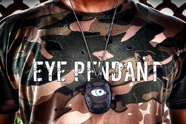 Uncanny Eye Pendant