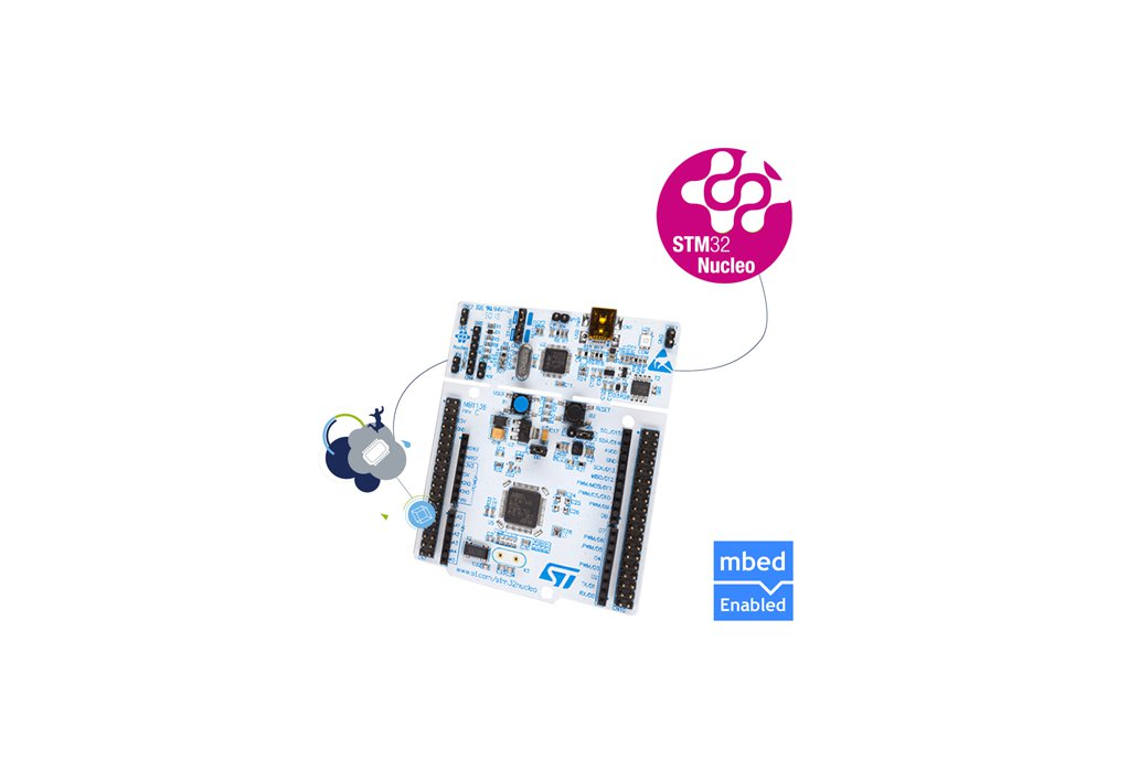 STMicroelectronics NUCLEO-F411RE development board 2