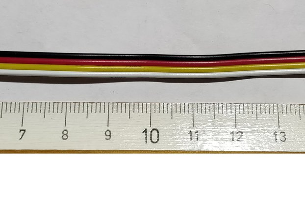 """Grove Port cable 200mm (7.87"""")"""