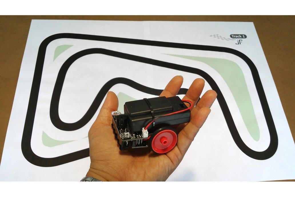 jolliBot - Arduino based Line Follower DIY Kit 1