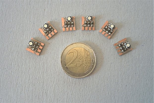 micro RGB modules (pack of 2)
