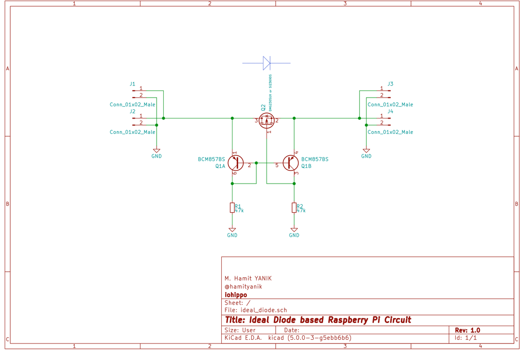 Ideal Diode 4