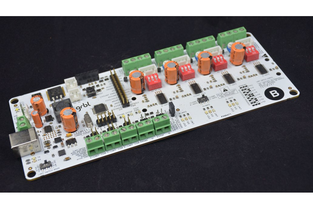 motionPro 3+1 axis CNC controller 1