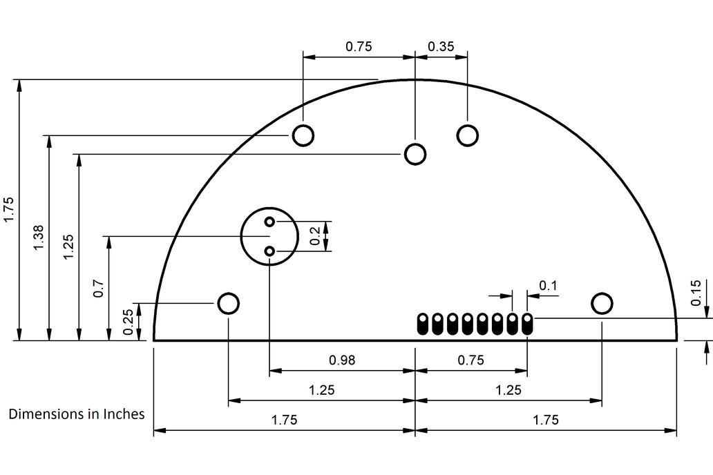 Protractor - Proximity Sensor that Measures Angles 6