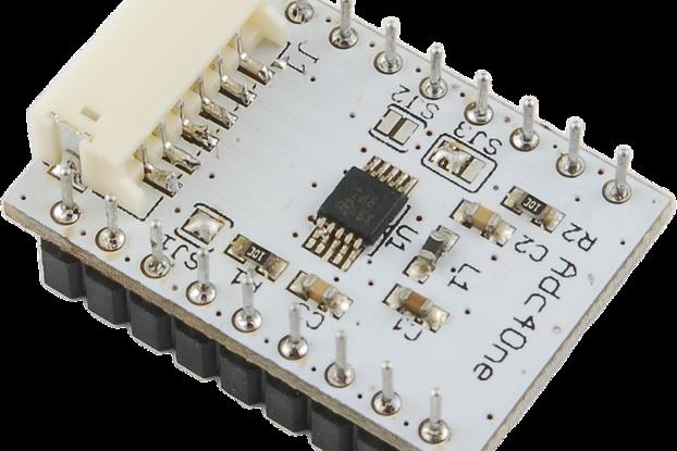 NodeIT Adc4One - 4 channels 12 bit A/D converters