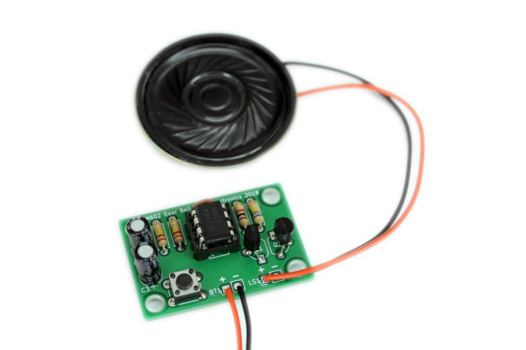 M602 Door Bell Kit 1