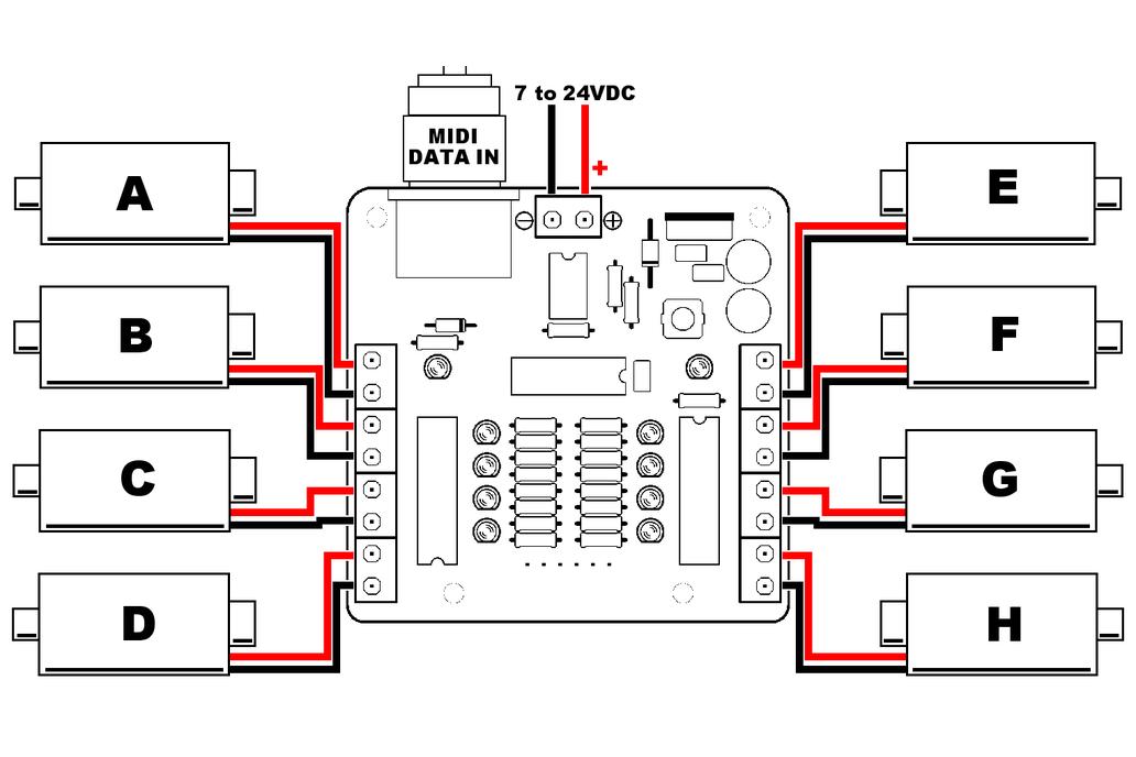 MIDI Switcher: Set your MIDI free!! 2