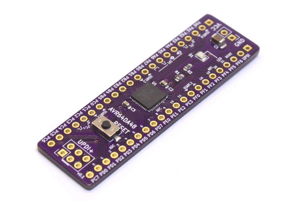 AVR64DA48 Development Board 1