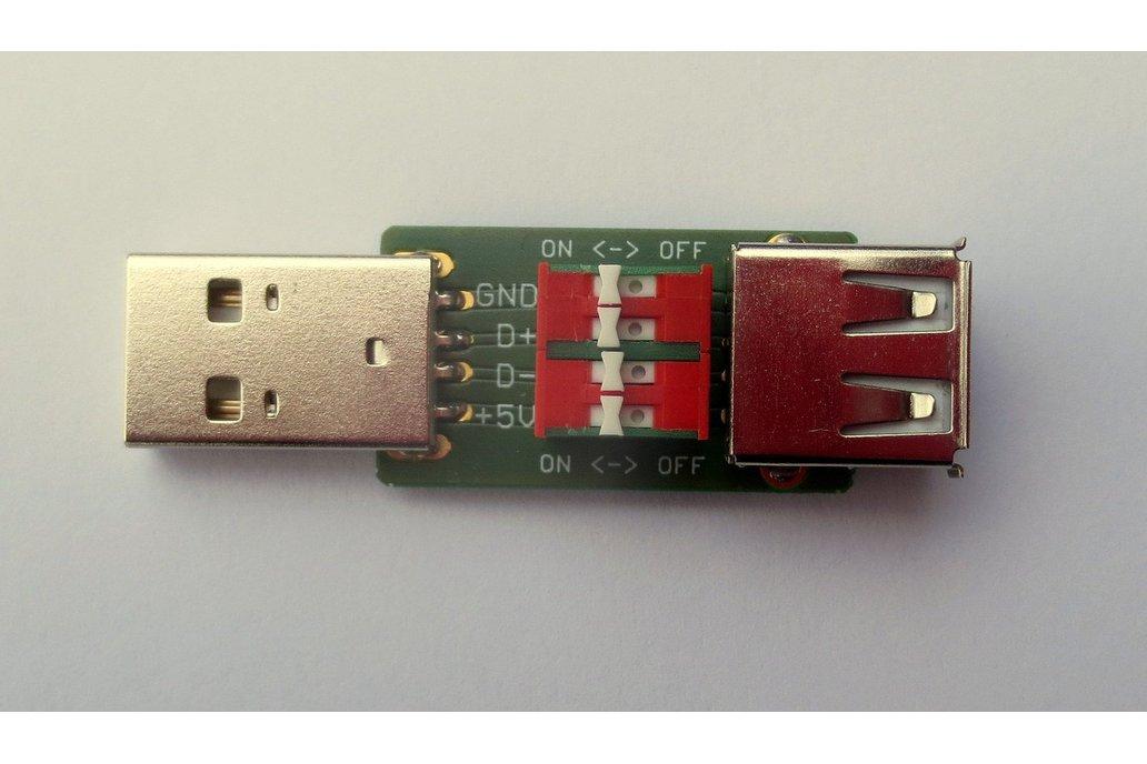 USB-Helper / USB-Switch [Kit] 3