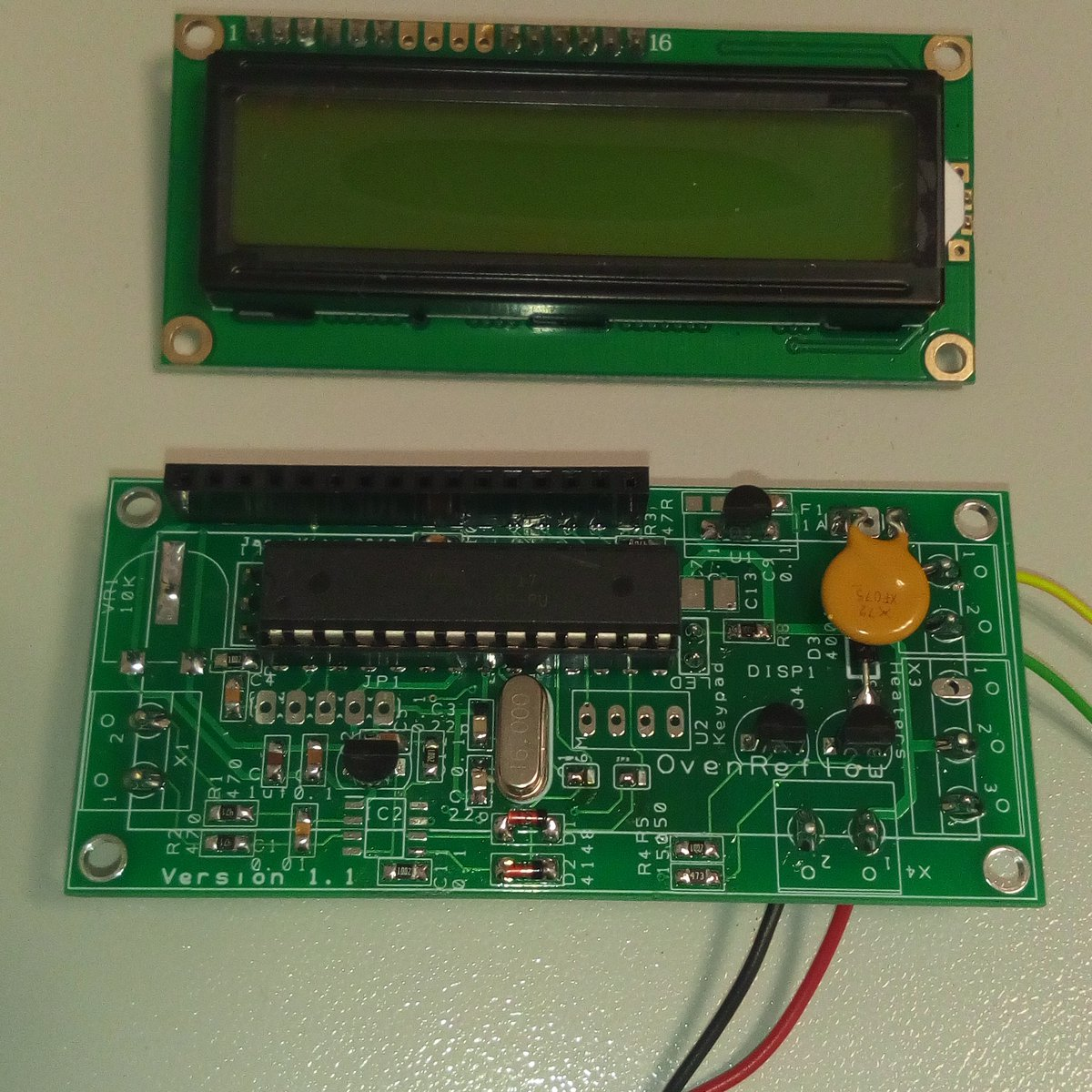 Small Hot Plate Controller