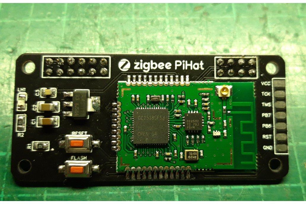 Zigbee HAT with CC2538 for Raspberry 1