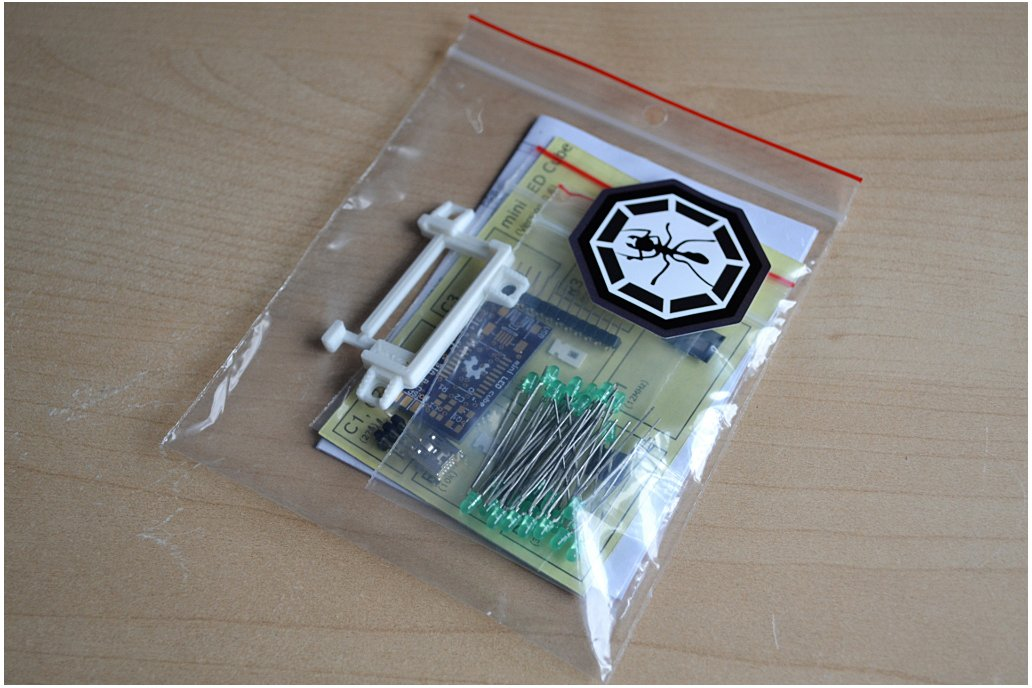 mini LED cube SMD 3